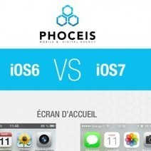 #Mobile OS : iOS 6 Vs iOS 7 [Infographic] | Mobile Management | Scoop.it