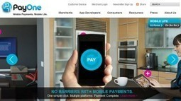 Mobile payments service PaymentOne rebrands to PayOne | Payments 2.0 | Scoop.it