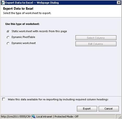 Usando Power View en Excel 2013 para Analizar Datos de CRM - Dynamics Latam - Site Home - MSDN Blogs | Ofimática | Scoop.it