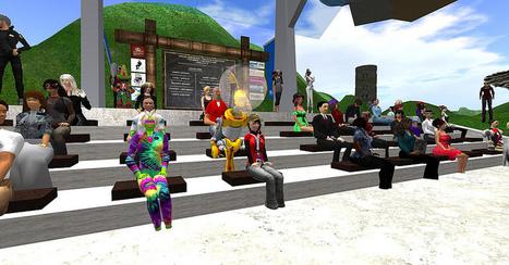 8 Ways to Introduce Second Life for Educators - Ctrl+Alt+Teach   Tecnologías y Pedagogías Emergentes   Scoop.it