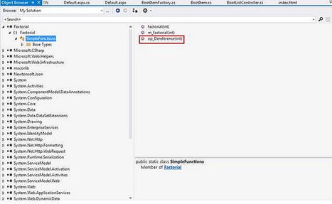 Sortable object lato server - codice a mano - DotNetCampania | codice a mano | Scoop.it