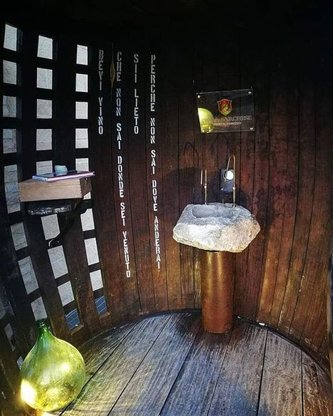 A Town in Abruzzo Has A Magical Wine Fountain... And It's Free | Italia Mia | Scoop.it