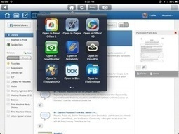 Edmodo just got a lot better on the iPad | Mobile and Accessible Learning with iPads | Scoop.it