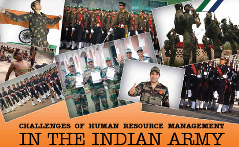 Challenges of Human Resource Management in the Indian Army | National Security | Scoop.it