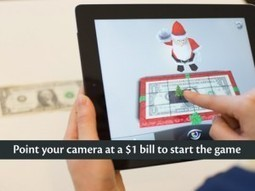Learn About Christmas Through Augmented Reality | (I+D)+(i+c): Gamification, Game-Based Learning (GBL) | Scoop.it