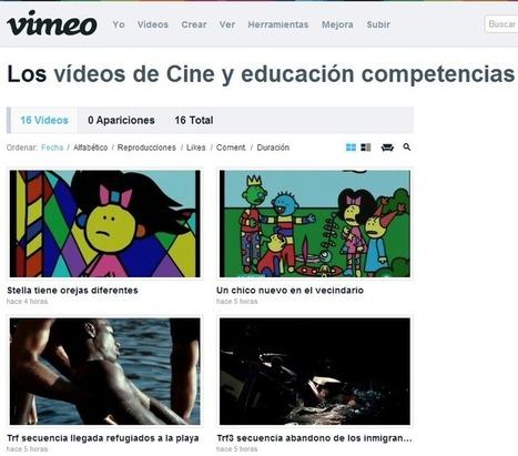 Cine y competencias. Canal de Vimeo | Recull diari | Scoop.it