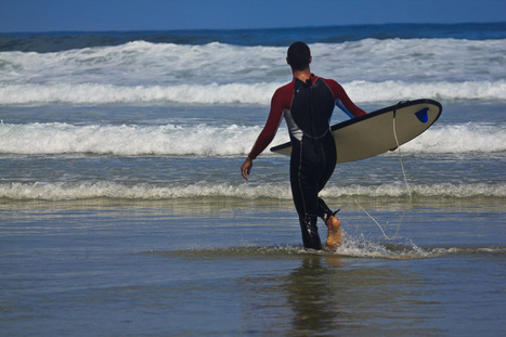 Check out the world's first artificial surfing lake -- you gotta love the future | Inspire me now | Scoop.it