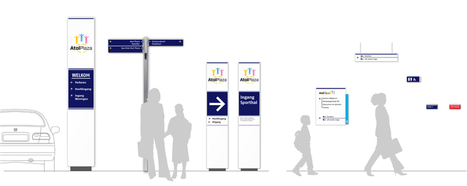 Introduction to Wayfinding and Signage design | designworkplan » wayfinding design | DesignNFO | Scoop.it
