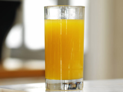 Think fruit juice is healthy? Think again | Food issues | Scoop.it