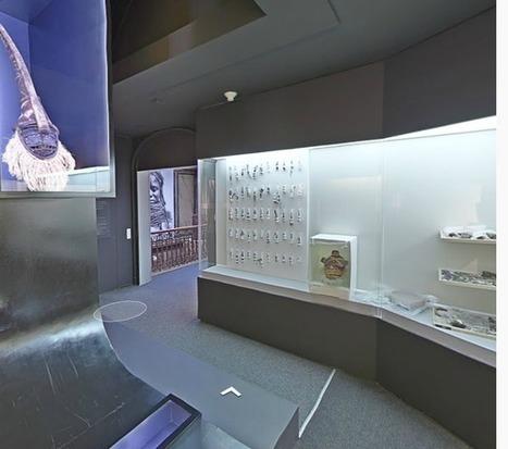 Plongée virtuelle au coeur du Musée d'ethnographie - RTN | Musée et reseaux sociaux | Scoop.it