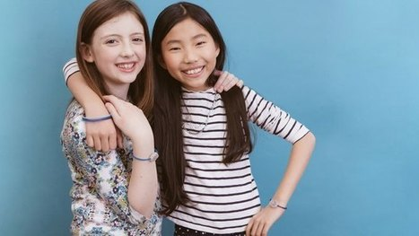 This hi-tech friendship bracelet wants to get girls coding | A Voice of Our Own | Scoop.it