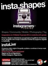 Instashapes, the first italian collective exhibition of 2012. | Instagramers.com | Instagram Sites | Scoop.it