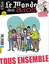 Le monde des ados n°369 - 7 septembre 2016 | L'ACTU du CDI | Scoop.it