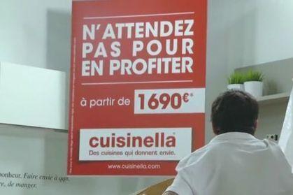 Un spot publicitaire de Cuisinella crée un bad buzz | Publicités choc par Aude Crémonèse | Scoop.it