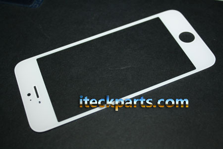 OEM/Genuine iPhone 5 Outer Screen Glass Replacement - White | iteckparts hot gadgets | Scoop.it