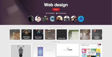 14 of the Best Sources for Creative Web Design Inspiration | Social media marketers | Scoop.it