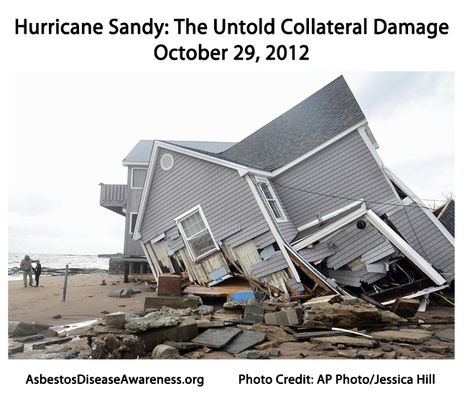 GRAPHIC Hurricane Sandy: The Untold Collateral Damage | Asbestos and Mesothelioma World News | Scoop.it