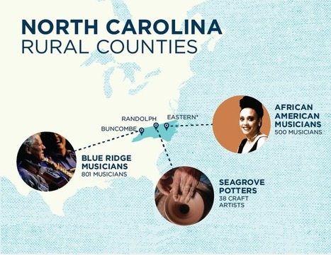 Measuring the Creative Economies of Rural North Carolina | Creative Projects | Scoop.it