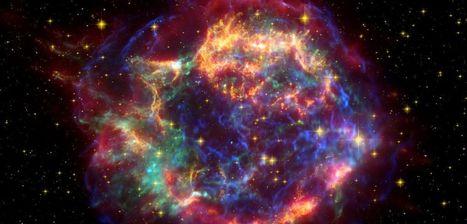 Powerful lasers create table-top supernova | Amazing Science | Scoop.it