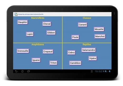 EtiGliss : créer des exercices de glisser déposer pour android (un site de création et une application) | le foyer de Ticeman | Scoop.it