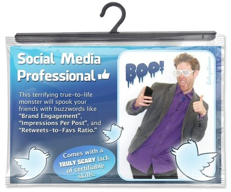 Scariest Social Media Costume of 2014 Revealed | Shareables | Scoop.it