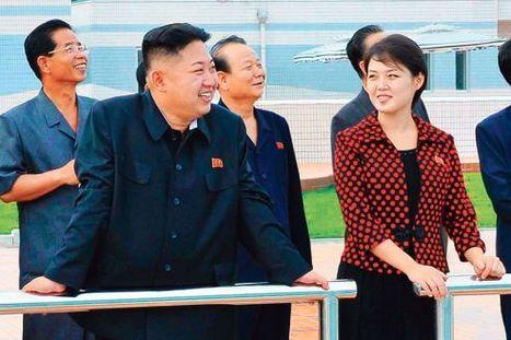 La première dame de Kim Jong-un sort de l'ombre | En Corée(s) | Scoop.it