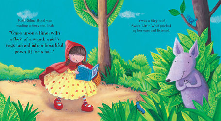 Children's Books: 'Red Riding Hood and the Sweet Little Wolf,' and More | Read Ye, Read Ye | Scoop.it