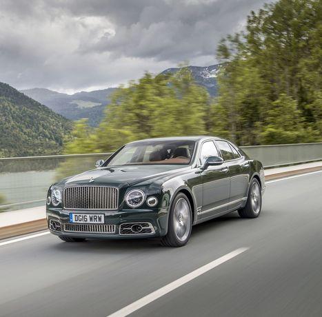 Bentley Mulsanne Speed, so typically british   Luxe & Luxury   Scoop.it