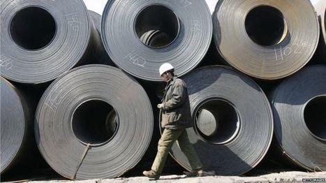 US slaps China steel imports with five-fold tax increase - BBC News | International Economics: Pre-U Economics | Scoop.it
