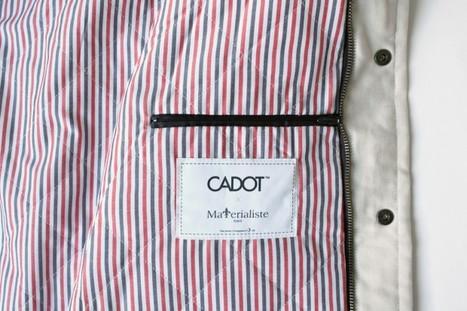 La veste CADOT x Materialiste | Fashion & more... | Scoop.it