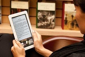 L'ebook en vedette américaine au salon du livre de Paris - 01net | les ebooks | Scoop.it