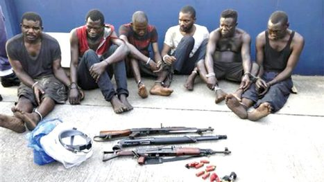 What is causing the increase in piracy along the Nigerian coast? | Maritime security | Scoop.it