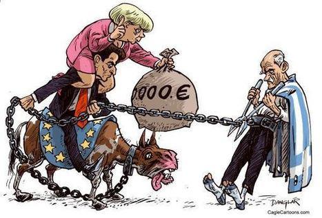 Le meilleur de l'actualité: Le Grexit sort de sa tanière : gare à vos miches ! | Toute l'actus | Scoop.it