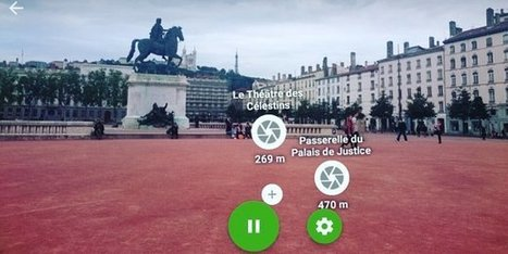 Comment le tourisme s'empare de la réalité augmentée | web@home    web-academy | Scoop.it