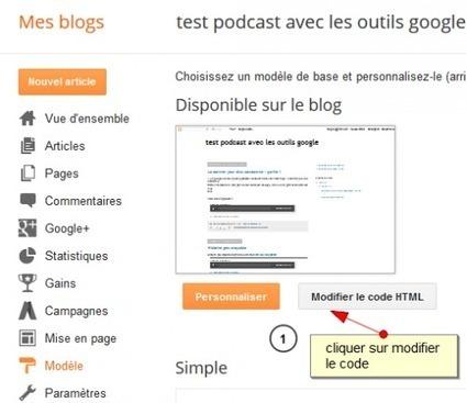 Créer un podcast avec les outils Google – Partie 2 | netnavig | Scoop.it