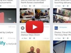5 Tools to Help With Content Curation [VIDEO] | Les réseaux du réseau | Scoop.it