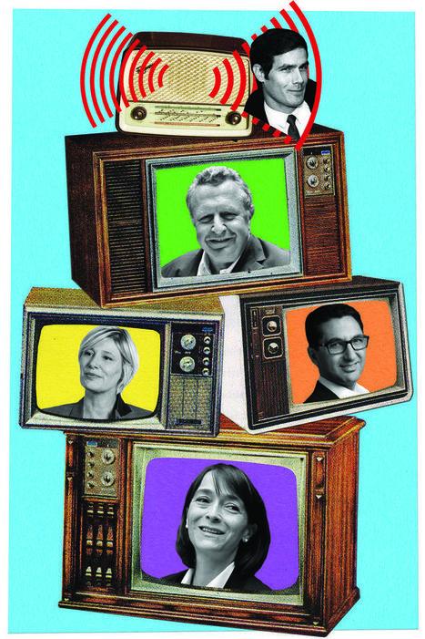 Médias Du souci sur les ondes | Mediapeps | Scoop.it