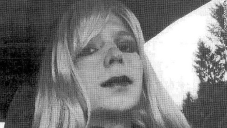 Bradley Manning wants to live as a woman, be known as Chelsea | Social TV for Tracks | Scoop.it