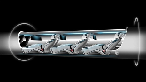 8 Mass Transportation Ideas That Make The Hyperloop Look Boring | The Creators Project | Eco Design Land | Scoop.it