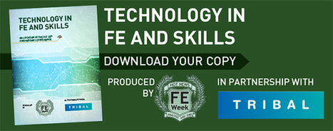 Technology in FE and Skills | Information Technology in Education | Scoop.it