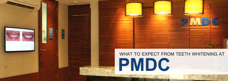 What To Expect From Teeth Whitening At PMDC | BangkokDental | Scoop.it