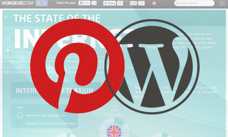 10+ WordPress Plugins to Pinterest-ize Your Website | alles voor de mediacoach | Scoop.it