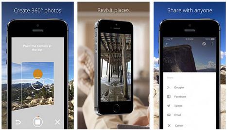 Las fotoesferas de Google llegan al iPhone | TICs para Docencia y Aprendizaje | Scoop.it