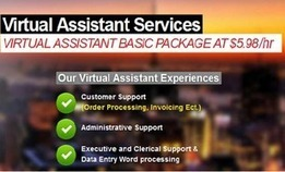 Get into the Global Network of Possibilities with Personal Assistant Services | evirtualservices | Scoop.it