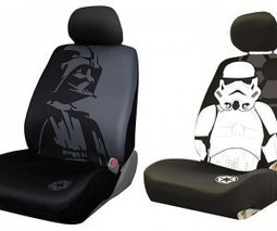 Darth Vader and Stormtrooper Car Seat Covers: May the Force Be with Your Ford - Technabob (blog) | Home Electronics | Scoop.it