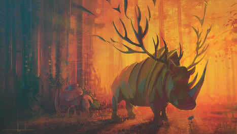 The Art Of Animation, Razvan Dumitru | Concept art, Painting & Illustration | Scoop.it