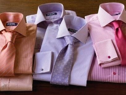 Shirts: What you have to know about Cutaway collar shirts | shirts | Scoop.it
