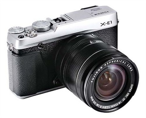 Fujifilm X-E1 leaks into view oozing vintage cool - Engadget | My X-pro1 | Scoop.it