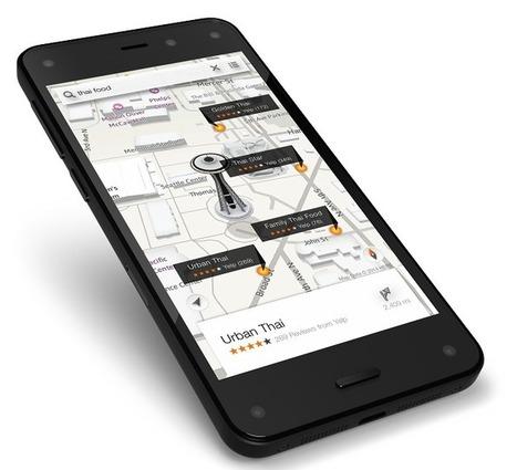 Le Fire Phone, le smartphone que personne n'achète | Universelweb agence web & communication | Scoop.it