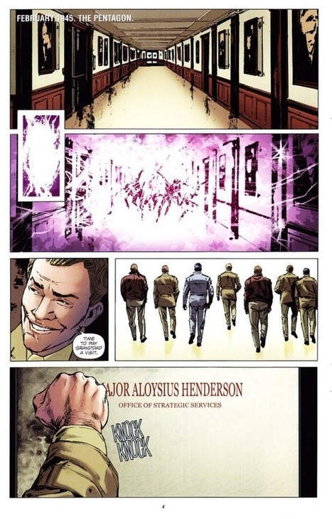 Reviews: William Gibson turns to comics with Archangel - Forbidden Planet Blog | F_C | Scoop.it